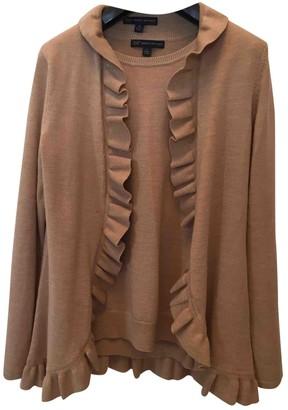 Brooks Brothers Beige Wool Knitwear for Women