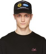 Off-White Black Work Cap