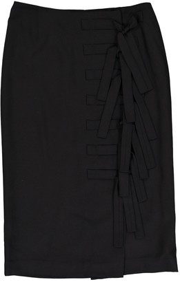 Missoni Black Cotton Skirt for Women