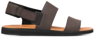 Camper Strappy Flat Sandals