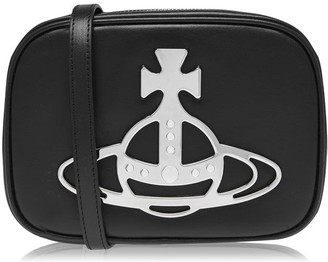 Vivienne Westwood Anna Logo Camera Bag