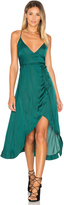 One Teaspoon San Cerena Wrap Dress