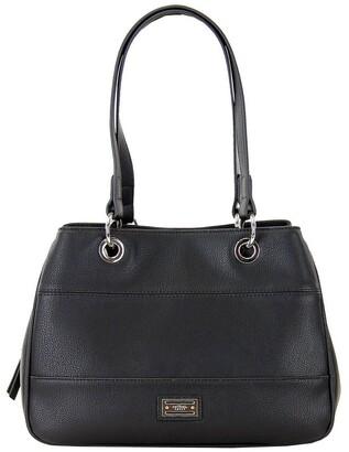 Cellini CSZ029 KEY ITEM Zip Top Tote Bag