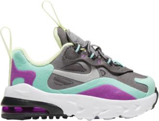 Nike 270 RT Running Shoes - Gunsmoke / Reflect Silver Aurora Green
