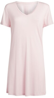 Derek Rose V-Neck Nightdress