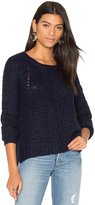 John & Jenn by Line Cheryl Crew Neck Sweater