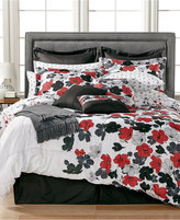 Jessica Sanders Rachelle 16-Pc. Reversible Queen Comforter Set