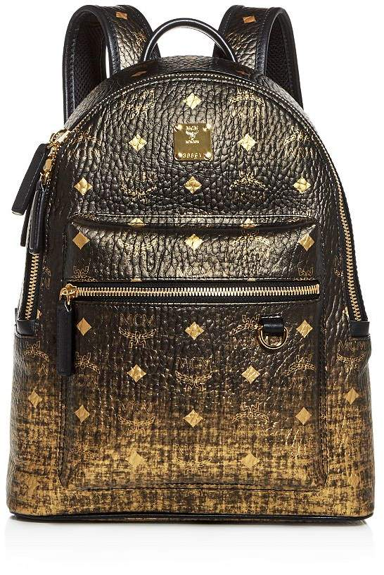 MCM Stark Small Visetos Gradient Backpack