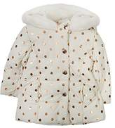Absorba Baby Girls' Doudoune Coat,(Manufacturer Sizes: 12 Months)