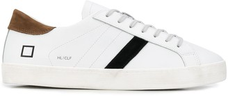 D.A.T.E Low-Top Lace Up Trainers