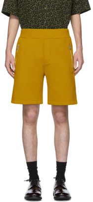 Marni Yellow Sweat Shorts