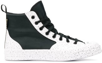 Converse GORE-TEX high-top trainers