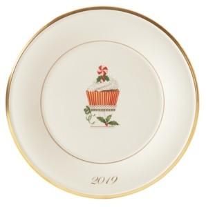 Lenox 2019 Cupcake Accent Plate