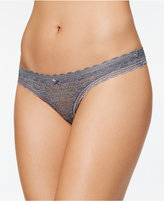 Free People Lace Thong OB588159