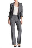 Nine West Tweed Straight Pant
