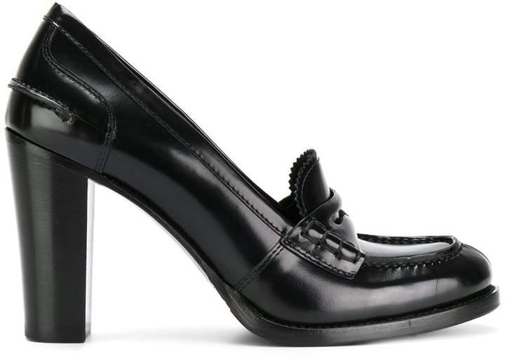 Church's Pembrey loafer heels