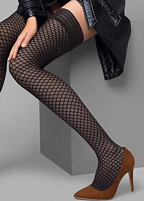 Le Bourget Women's Dream Hold-up Stockings 20 DEN