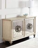 Hooker Furniture Roderick Mirrored Console