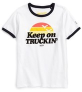 Boy's Prefresh Keep On Truckin' Graphic T-Shirt