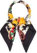 Hermes Feria De Sevilla Silk Scarf