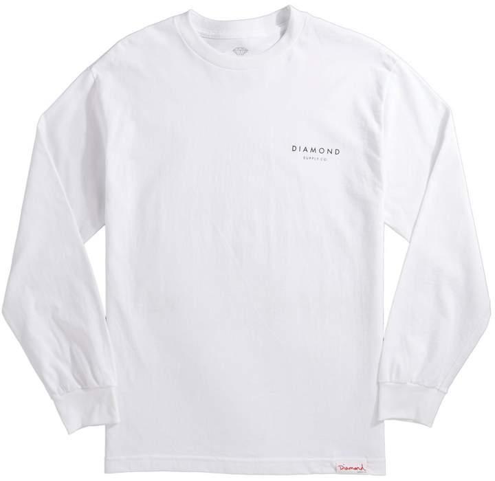 Diamond Supply Co. Stone Cut Longsleeve T-Shirt - XL