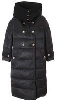 Pinko Women's Black Polyester Down Jacket.
