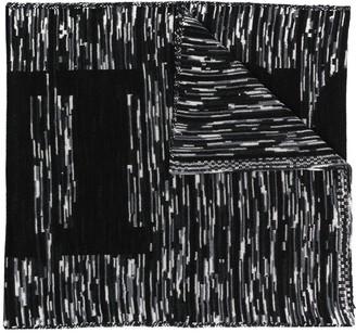 Missoni Intarsia Knit Scarf
