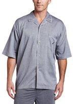 Nautica Men's Captain's Camp Pajama Shirt