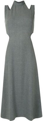 Dion Lee Double Tie Midi Dress