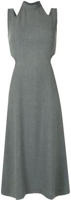 Dion Lee Double Tie Midi Dress