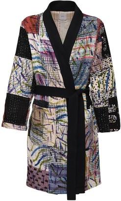 Btfl Cotton Leisure Robe