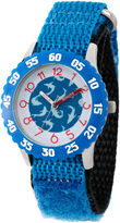 Discovery Kids Blue and White Multi-Shark Watch