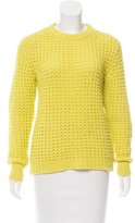 Acne Studios Lina Pineapple Knit Sweater