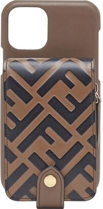 Fendi FF wallet iPhone 11 Pro case