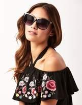 Lipsy Cat Eye Sunglasses