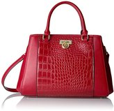 Anne Klein Total Look Medium Satchel