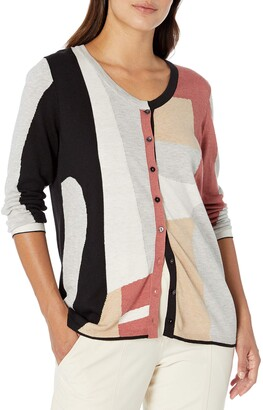 Nic+Zoe Women's Come Together Cardy