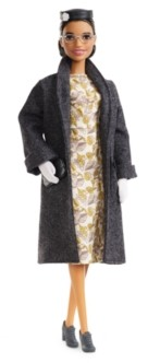 Barbie Rosa Parks Inspiring Women Doll