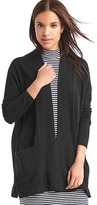 Gap Solid open-front cardigan