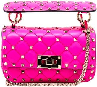 Valentino Mini Rockstud Spike Shoulder Bag