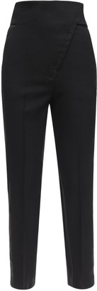 Coperni Capri Cool Wool Tailored Pants