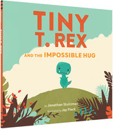 Chronicle Books Tiny T. Rex and the Impossible Hug Children's Book