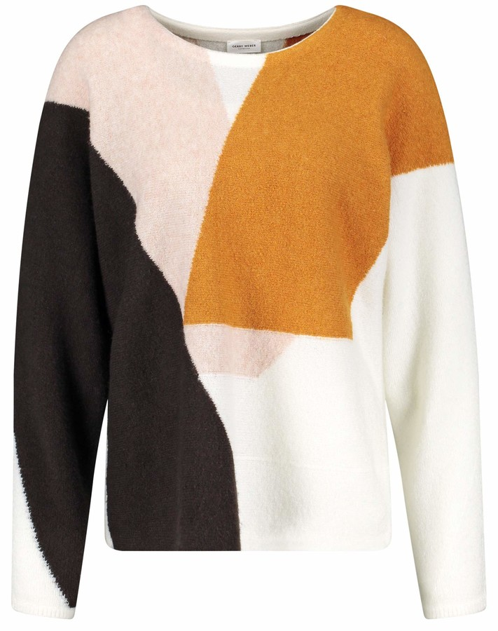 Thumbnail for your product : Gerry Weber Women's Pullover 1/1 Arm_471026 Sweater