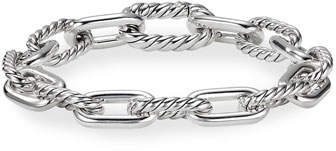 David Yurman Madison Chain Small Link Bracelet, 8.5mm