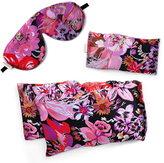 "elizabeth W Flaxseed & Lavender Eye Pillow, Hot/Cold Pack & Eye Mask Set ""Tranquility"""