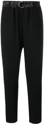 Marcha Deva belted trousers
