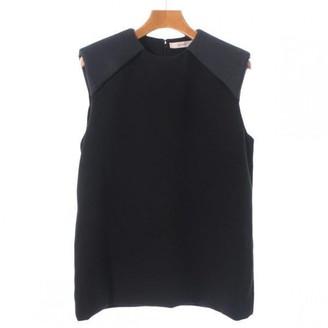 Celine Black Polyester Tops