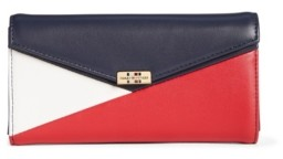 Tommy Hilfiger Tessa Medium Flap Wallet