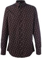 Dolce & Gabbana micro print shirt