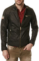 Buffalo David Bitton Jailon Moto Jacket